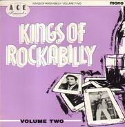 Sleepy La Beef, B.J. Johnson, a.o. - Kings Of Rockabilly - Volume Two