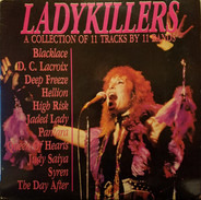 Blacklace, Deep Freeze, Hellion a.o. - Ladykillers