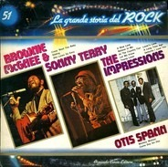 Brownie McGhee & Sonny Terry, The Impressions,.. - La Grande Storia Del Rock 51