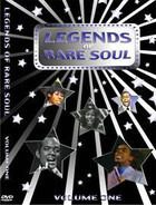 The Exciters / Brenda Holloway a.o. - Legends Of Rare Soul - Volume One