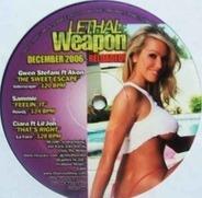 Hip Hop Sampler - Lethal Weapon December 2006 - Reloaded!