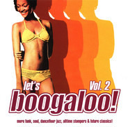 The Hypnomen a.o. - Let's Boogaloo! Vol. 2