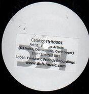 Don Ramon, DJ Volta, Cyril Léger - Limited 001