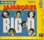 """Carl Perkins / Johnny Carroll / Warren Smith a.o. - Live At The Big """"D"""" Jamboree Vol. 1 - Rockabilly"""