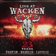 Overkill / Cradle Of Filth / Schandmaul a.o. - Live At Wacken 2012
