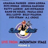 Ani DiFranco,Billy Pilgrim,Pete Droge,u.a - Live From Mountain Stage Volume 8