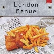 Danmass,Pam Evaughne,Elixir,Blick & Watkins, u.a - London Menue
