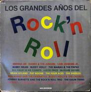 Bill Haley & His Comets, Danny & The Juniors a.o. - Los Grandes Años Del Rock 'N Roll