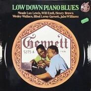 Blues Sampler - Low Down Piano Blues