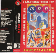 Crystal Waters, Roxette a.o. - Mad Mix Compilation - Mixmasters