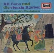 Kinder-Hörspiel - Ali Baba Und Die Vierzig Räuber / Aladdin Und Die Wunderlampe