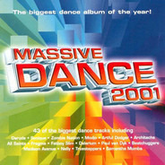 Paul Van Dyk, Fatboy Slim, Moloko a.o. - Massive Dance 2001