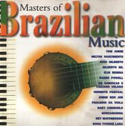 Joao Gilberto / Gilberto Gil / Elis Regina a.o. - Masters Of Brazilian Music