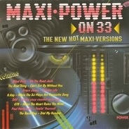 Frankie Goes To Hollywood, Fancy, a.o. - Maxi-Power On 33
