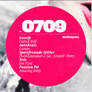 Gossip / Patrick Wolf / Sportfreunde Stiller a.o. - ME-CD Nr. 0709