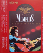 Tommy Roe, The Box Tops a.o. - Memphis International Edition Rock-Pop