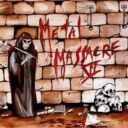 Possessed, Nasty Savage, a.o. - Metal Massacre VI