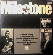Wes Montgomery, Charlie Byrd  a.o. - Milestone Twofers