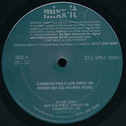 Tone Loc, Cameron Paul - Mixx-it 22