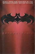 "The Smashing Pumpkins / R. Kelly a.o. - Music From And Inspired By The ""Batman & Robin"" Motion Picture"