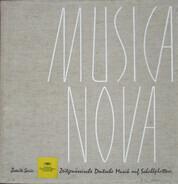 Günter Bialas / Hans Werner Henze / Wolfgang Fortner a.o. - Musica Nova 1958 - Jahresserie 1958