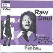 Bobby Angelle,Little Esther,Solomon Burke, u.a - Music Guide Vol. 3: Raw Soul