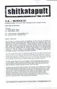 Autolump, Das Bierbeben, Scapegoat, Magnum 38 - Musick - To Play In The Club
