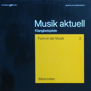 Schubert / Haydn / Liszt a.o. - Musik Aktuell Klangbeispiele Form In Der Musik 2