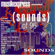 Foo Fighters / Radiohead / Blur a.o. - Musikexpress Sounds Präsentiert: (Sounds) Of 96 Vol. 1