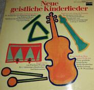 Hilden, Berger, Werdin a.o. - Neue Geistliche Kinderlieder