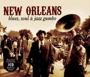 Kid Ory,King Oliver,Roy Brown,Sidney Bechet, u.a - New Orleans Blues, Soul & Jazz Gumbo