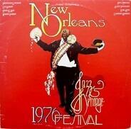 Allen Toussaint, Lee Dorsey - New Orleans Jazz & Heritage Festival 1976