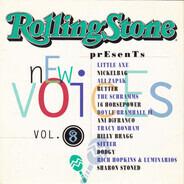 Little Axe / Nickelbag / Ali Zapak a.o. - New Voices Vol. 8