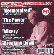 Joshua Collins, Kimara Lovelace, Ananda Project - MIX The Vibe: Cevin Fisher NVC, New York Resolution