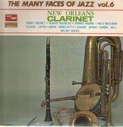 Barney Bigard, Albert Nicholas... - New Orleans Clarinet