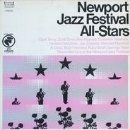 Clark Terry, Zoot Sims, Roy Haynes... - Newport Jazz Festival All-Stars