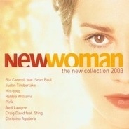 Justin Timberlake,Mis-Teeq,Wayne Wonder, u.a - New Woman The New Collection 2003