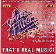 Phil Upchurch, Bruce Cockburn, Vince Jones, u.a - Ohne Filter Vol. 2