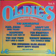 Chubby Checker / The Box Tops / Badfinger a.o. - Oldies Original Stars Vol. 5