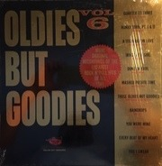 Dion And The Belmonts, Gene Chandler a.o. - Oldies But Goodies Vol. 6