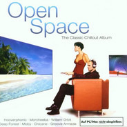 Groove Armada, Moby, Chicane a.o. - Open Space - The Classic Chillout Album