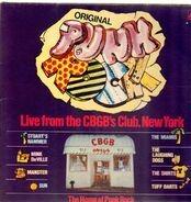 Stuart's Hammer, Mink DeVille, Tuff Darts... - Original Punk Rock Live From The CBGB's Club New York