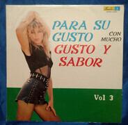 La Plata Sexteto, Guillermo Portabales, a.o. - Para Su Gusto Con Mucho Gusto Y Sabor Vol.3