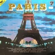 Brigitte Bardot, Edith Piaf, Jacques Brel a.o. - Paris - Melodien Einer Weltstadt