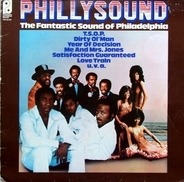 Billy Paul, Johnny WIlliams u.a. - Philly Sound - The Fantastic Sound Of Philadelphia