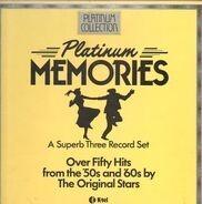 The Ink Spots a.o. - Platinum Memories