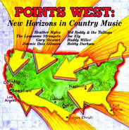 Heather Myles / Gary Steward / Joe Ely a.o. - Points West: New Horizons in Country Music