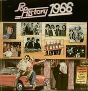 Graham Bonney, The Kinks, Small Faces, a.o. - Pop History 1966