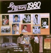 Cliff Richard, Pupo, The Boomtown Rats, a.o. - Pop History 1980