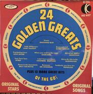 The Marmalade, Gary Puckett, The Seachers, Billy Joe Royal - 24 Golden Greats